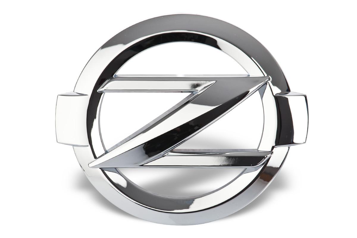 Nissan 370z Emblem Chrom Ctd Germany Nissan