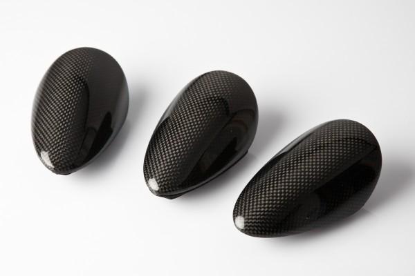 Carbon Zusatzinstrumentenkappen für Nissan 370Z
