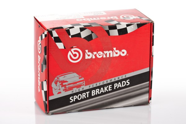 Brembo Bremsbeläge VA für Nissan GT-R R35