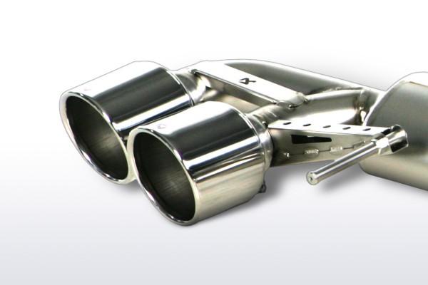 Akrapovic Auspuffanlage Titan für Nissan GT-R R35