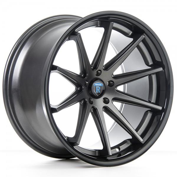Rohana RC10 Matte Graphite Aluminiumfelge für Deinen Nissan