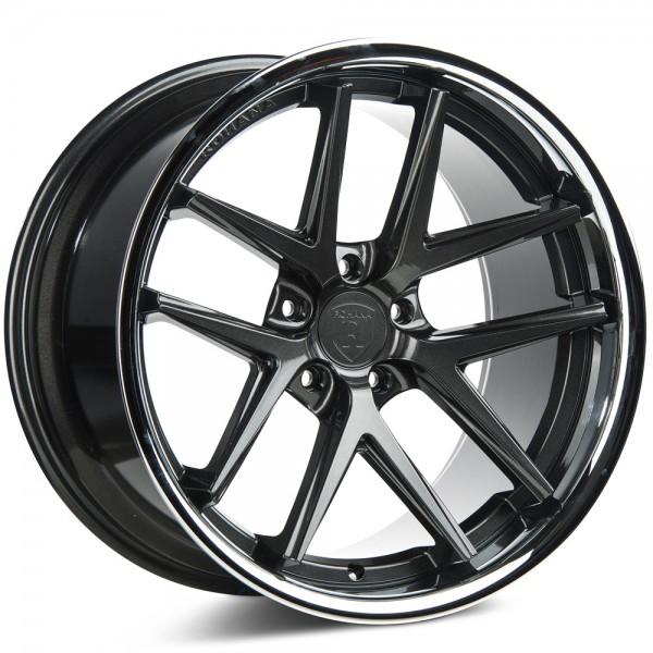 Rohana RC9 Gloss Graphite Aluminiumfelge für Deinen Nissan