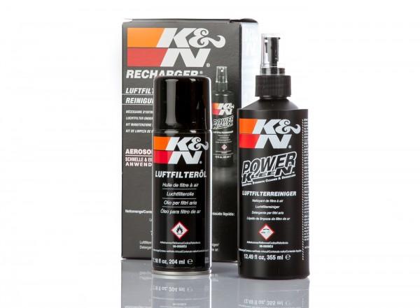 K&N Filterreinigungskit