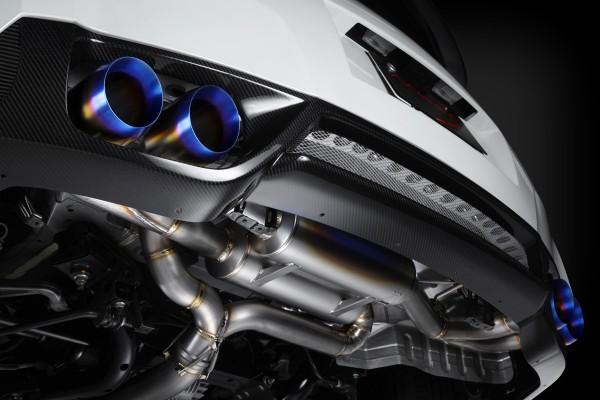 Mines Carbon Heckschürze für Nissan GT-R R35