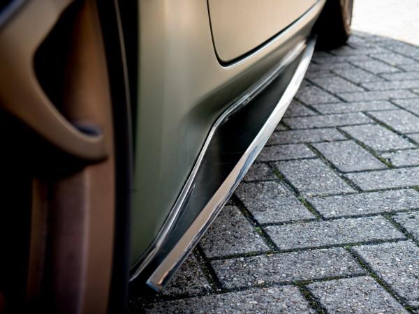 Nissan 370Z Seitenschweller mit Gutachten