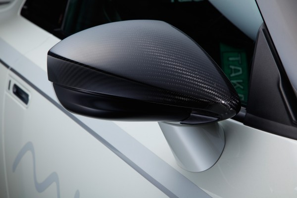 Mines Carbon Spiegelblenden für Nissan GT-R R35