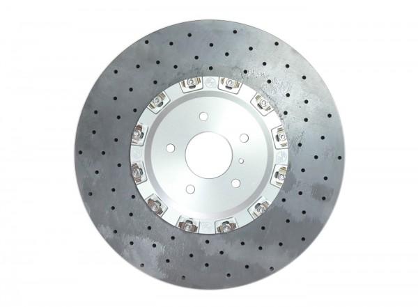 Nissan GTR Carbon/Keramic Bremsscheiben vorn
