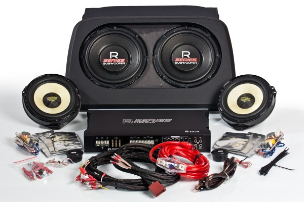 Nissan 350Z Plug'n'Play Car Hifi Kit