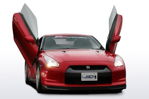 Flügeltürenumbaukit für Nissan GT-R R35