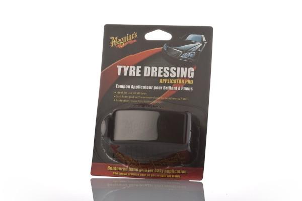 Megiuar's Tire Dressing Pad