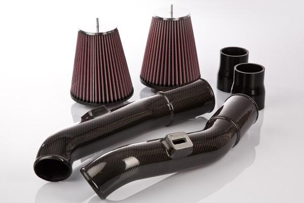 Vollcarbon Ansaugsystem für Nissan GT-R R35