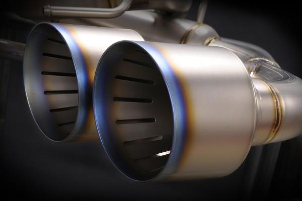 HKS Superior SpecR Sportauspuffanlage Nissan GTR
