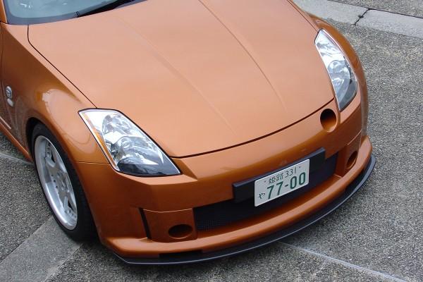 Strosek Frontschürze für Nissan 350Z