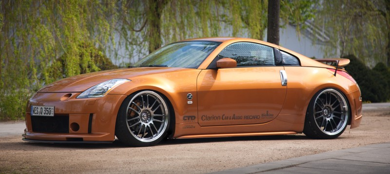 Suspension | Nissan 350Z | CTD-Germany - Nissan Professional