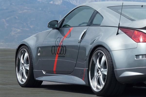Challenge Schwellersatz für Nissan 350Z
