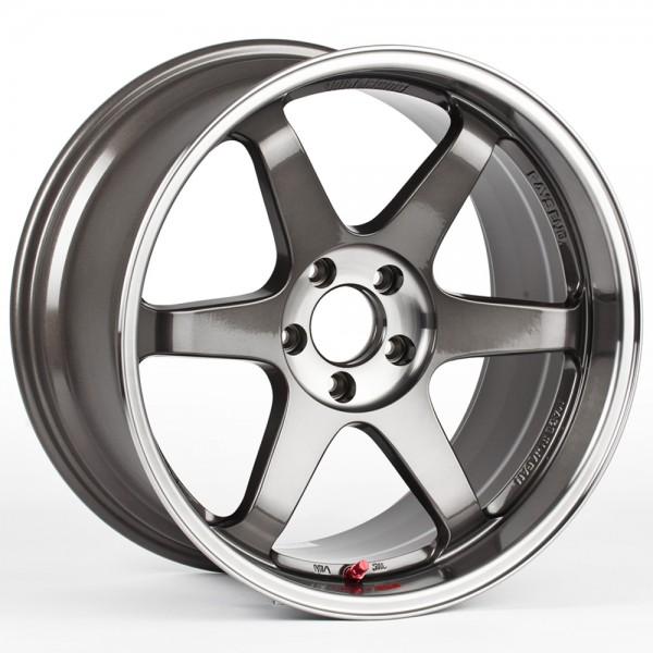 Volk Racing TE37SL Pressed Graphite Schmiedelfelge für Nissan 350Z