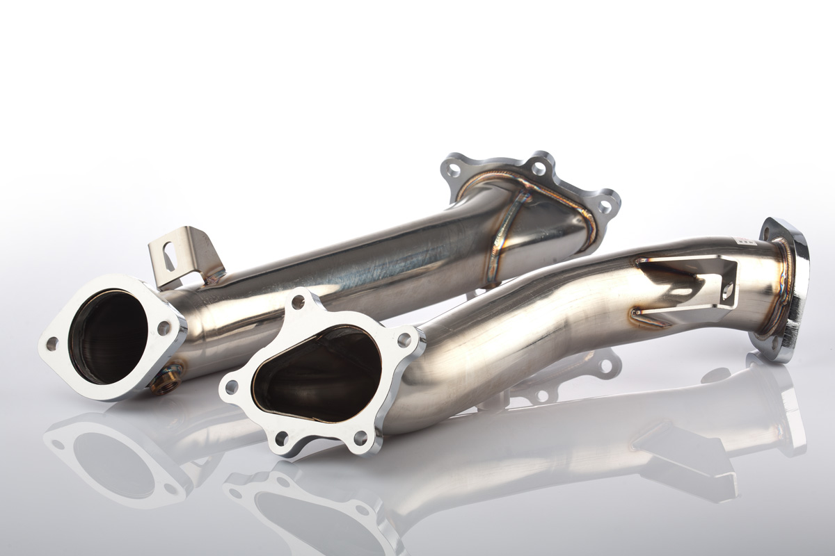 Nissan Gtr R35 Hks Downpipes Ctd Germany Professional Gt R Amuse Exhaust Tuning Shop