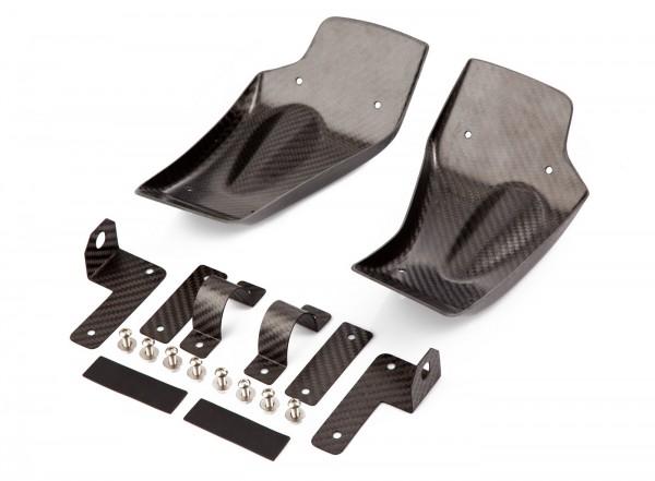 Nissan GTR Bremsbelüftung vorn