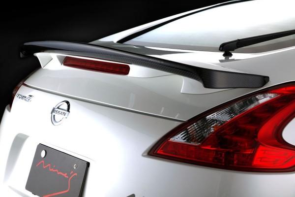 Mines Carbon Heckspoiler für Nissan 370Z