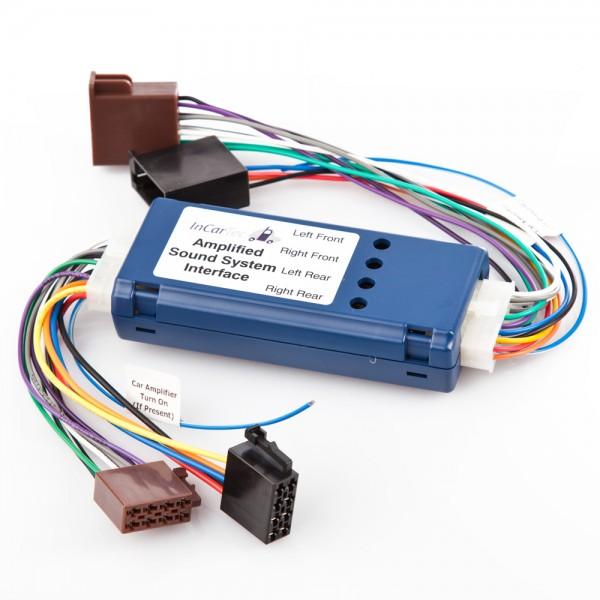 Aktivsystemadapter für Nissan 350Z / 370Z