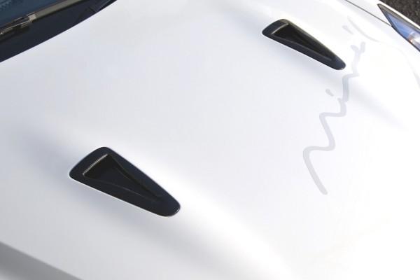 Mines Carbon Lufthutzen für Nissan GT-R R35