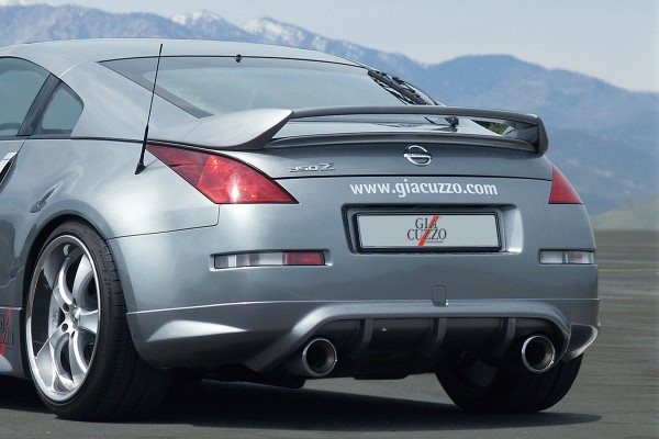 Challenge Heckschürze für Nissan 350Z