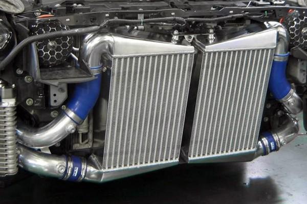 HKS Ladeluftkühler GT1000 Sepc für Nissan GTR