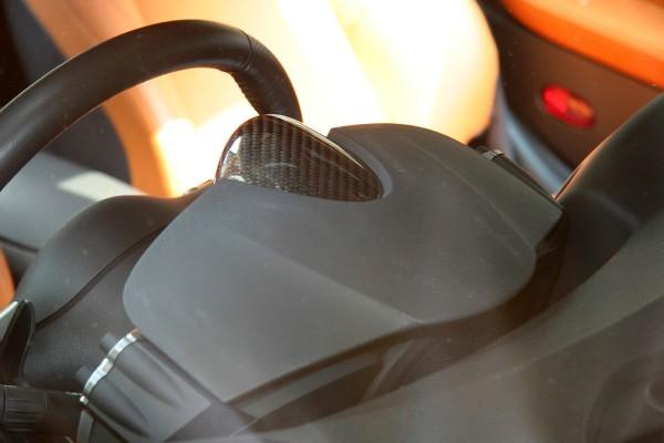 Carbon Drehzahlmesserabdeckung für Nissan 370Z
