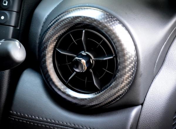 Nissan GTR Lüftungsdüsen Cover