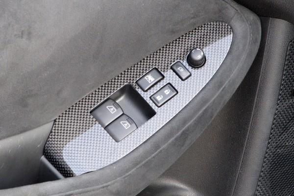 Carbon Türschaltercover für Nissan 370Z