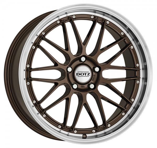 Dotz Revvo Aluminiumfelge für Nissan Juke