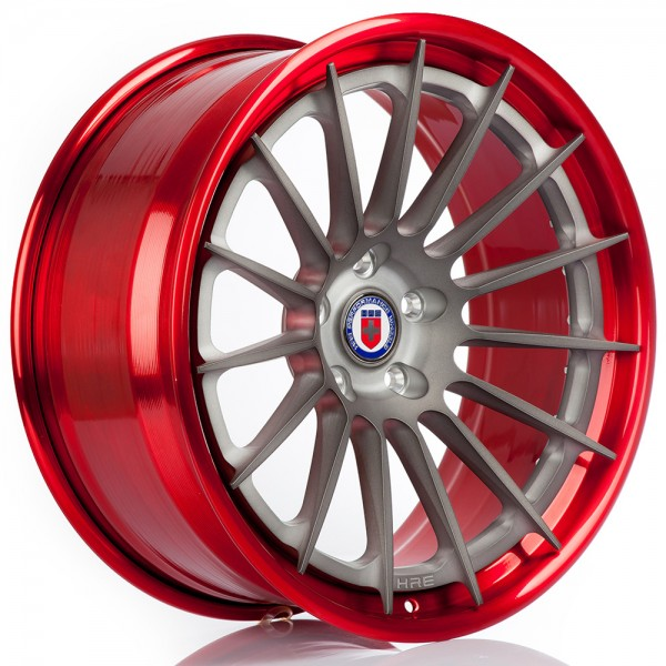 Nissan GTR Aluminiumfelgen HRE RS103