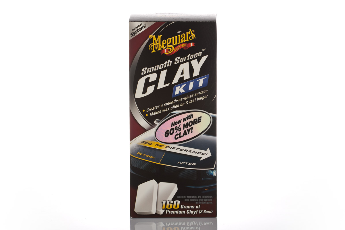 Meguiar S Smooth Surface Clay Kit Ctd Germany Nissan