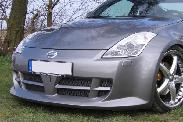 Challenge Frontspoiler für Nissan 350Z