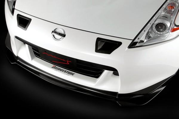 Mines Carbon Lufthutzen für Nissan 370Z