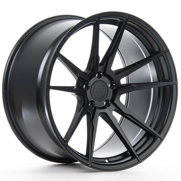 Rohana RF2 Matte Black für Nissan 370Z