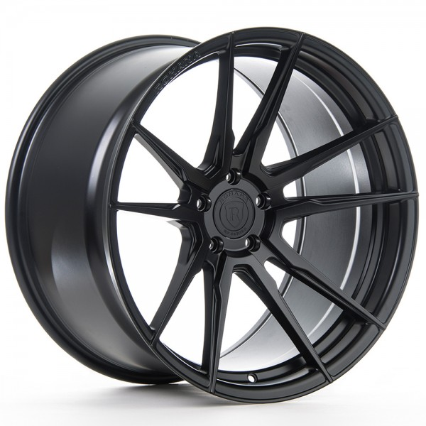 Rohana RF2 Aluminiumfelge Matte Black für Nissan 350Z