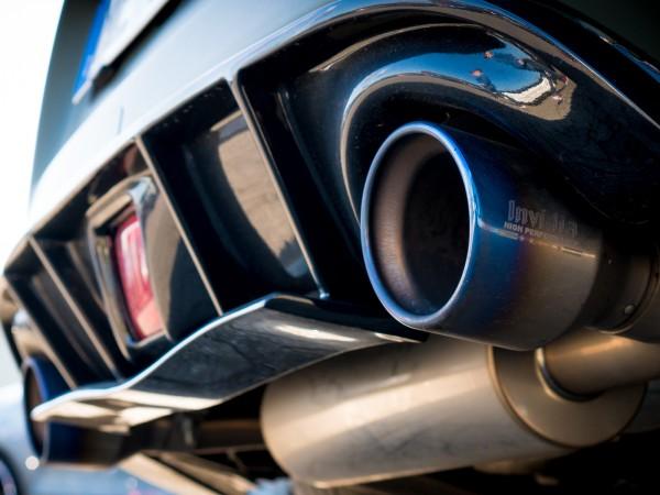 Nissan 370Z Heckansatz mit Gutachten