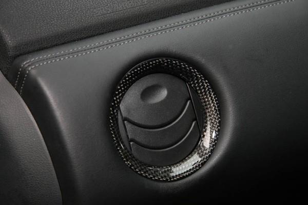 Carbon Lüftungsringe für Nissan GT-R R35