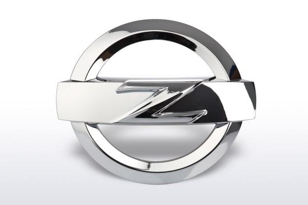 Hauben/Heck Z Emblem Chrom für Nissan 370Z