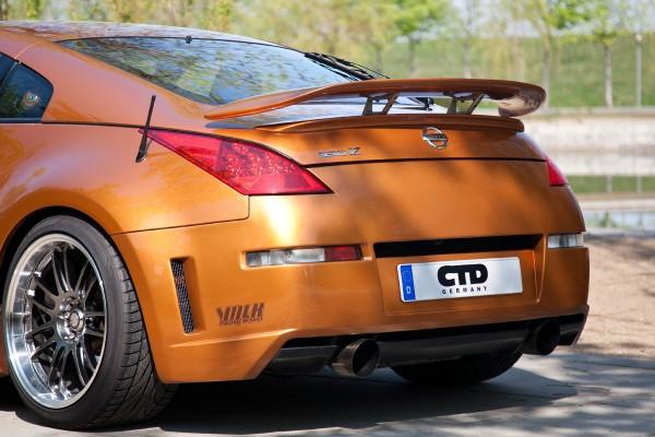 Strosek Heckschürze für Nissan 350Z