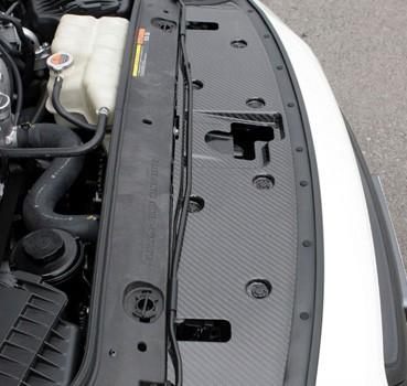Mines Carbon Kühlerabdeckung für Nissan GT-R R35