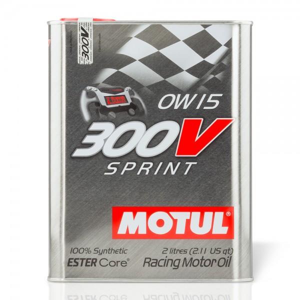 Motul 300V Sprint 0W15