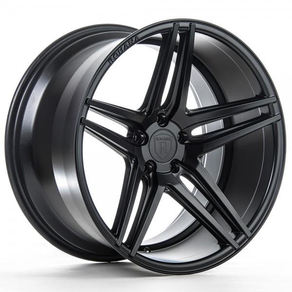 Rohana RC8 Matte Black Aluminiumfelge für Deinen Nissan