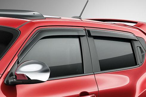Nissan Windabweiser für Nissan Juke