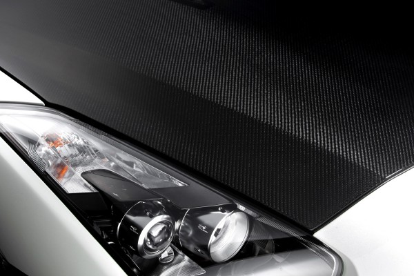 Mines Carbon Motorhaube für Nissan GT-R R35