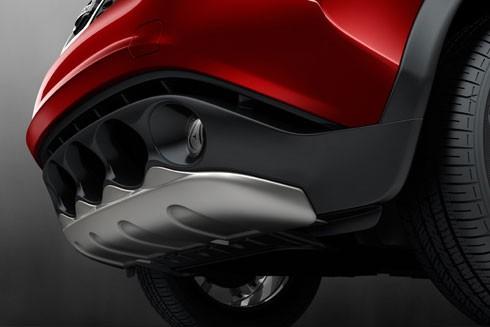 Nissan Front Unterbodenschutz